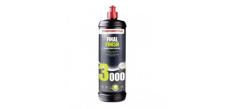 Menzerna prof. polirolis užbaigimui Final Finish 3000 (1000ml)