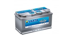 AKUMULATORIUS VARTA START-STOP PLUS AGM 95AH 850A P+ 353X175X190